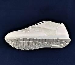 Мужские Кроссовки Reebok Classic Белые Рибок (размеры: 40,41,42,43,44,45), фото 2