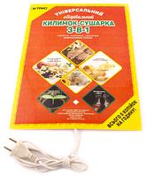 Электроковрик с подогревом для цыплят ТРИО 01501 43 х 30 см (gr_010032)
