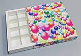 Упаковка для цукерок ручної роботи 165*165*30 (кульки), фото 3