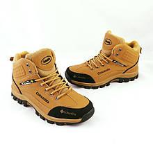Ботинки Columbia ЗИМА-МЕХ Мужские Коламбиа (размеры: 41) Видео Обзор, фото 3