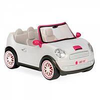 Транспорт для кукол LORI Машина белая LO37002Z (LO37002Z)