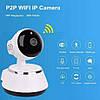 Wi-Fi / IP Q6 профессиональная панорамная камера V380-Q6 360 градусов, фото 9
