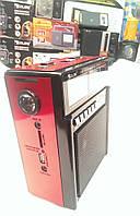 Радиоприемник Rx-9100RX-939REC с расширенным диапазоном+КАРАОКЕ+эквалайзер+функция записи+LED фонарик