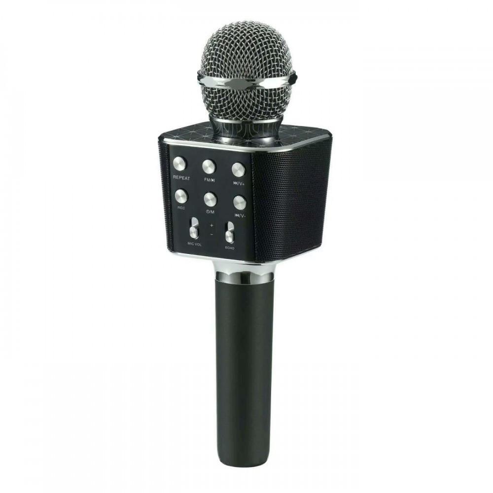 Микрофон DM Karaoke WS668 Черный