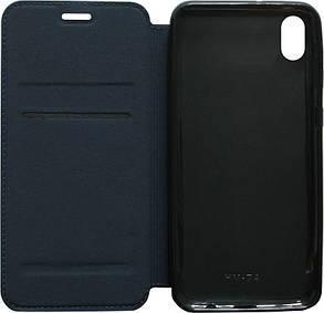 Чехол-книжка Xiaomi Redmi7A dark blue Classic, фото 2