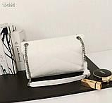 Сумка Ив Сен Лоран натуральная кожа, фото 6