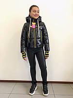 """Демисезонная куртка """"Гретта"""" для девочек и подростков, фото 1"""