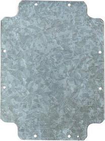 Монтажная панель для коробок 190x140 Elettrocanali EC450P6 (металлическая с винтами)
