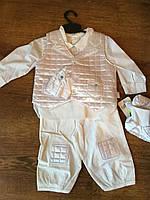 Крестильный костюм для мальчика