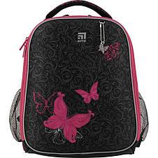 Рюкзак школьный каркасный Kite Education Butterfly tale K20-555S-4, фото 3