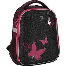 Рюкзак школьный каркасный Kite Education Butterfly tale K20-555S-4, фото 2