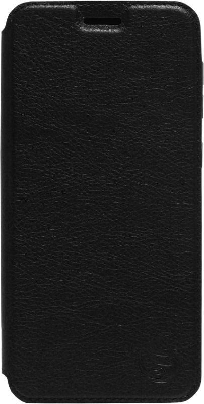 Чехол-книжка Xiaomi Redmi8 black Classic