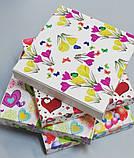Упаковка для кондитерських виробів 165*165*30 (святкова), фото 3