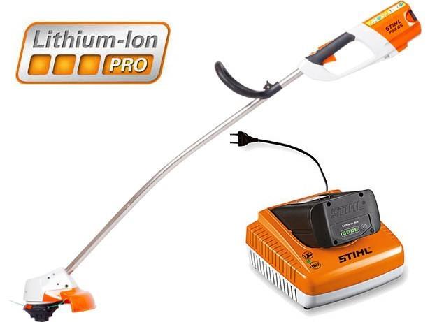 Триммер аккумуляторный Stihl FSA 65 Set (48520115706)