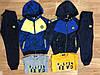 Трикотажный костюм 3 в 1 для мальчика оптом, S&D, 116-146 см,  № CH-5776