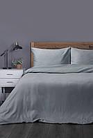 Постельное белье Сатин Classic серый