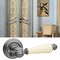 Дверная ручка для входной и межкомнатной двери Fimet, модель Michelle 106 P. Италия