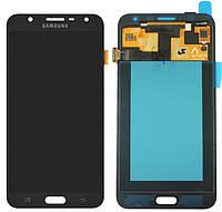 Дисплей Samsung Galaxy J7 Neo SM-J701F Original 100% (Service Pack) Black
