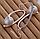 Серьги Стерлинговое Серебро 925 проба (Покрытие), фото 4