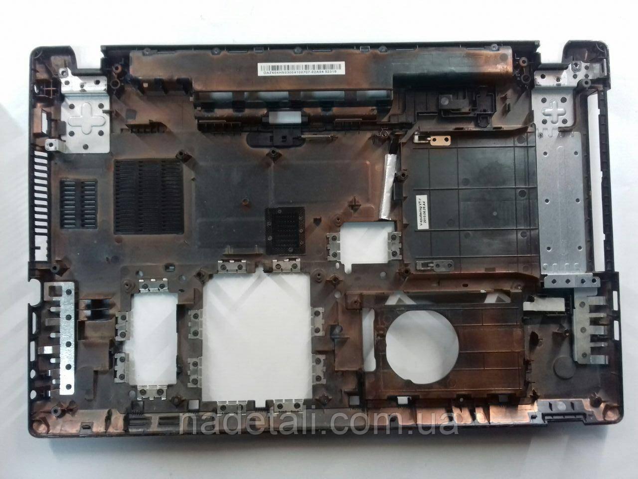 Нижняя часть  Packard Bell MS2291 DAZ604HS03004