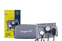 LS-4 Longevita Механический измеритель давления, фото 1
