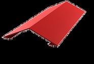 Конек металлический 150*150 мм для кровли, кровельные аксессуары, гнутые изделия
