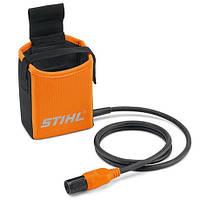 Карман для батареи  Stihl AP с внешним штекером (48504405102)