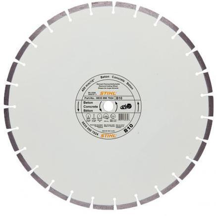Отрезной алмазный диск по бетону Stihl В 60 (Ø 400 мм) 08350907048