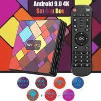 Смарт приставка Smart TV HK1 Cool 4GB/32GB Smart TV Android 9.0, фото 2