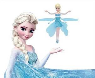 Летающая кукла фея Flying Fairy с пультом управления
