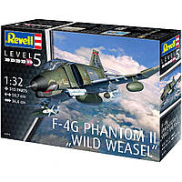 """Сборная модель Revell Истребитель F-4G Фантом II """"Дикая ласка"""" 1:32 (4009803049595)"""