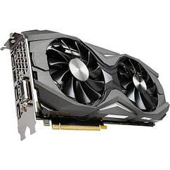 Видеокарта Zotac GeForce GTX 1070 IceStorm (ZT-P10700E-10S) 8GB GDDR5 Б/У