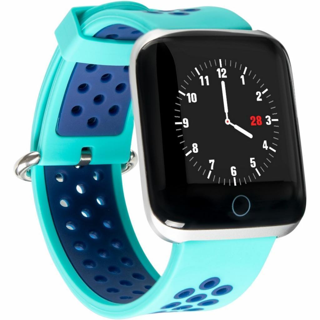 Смарт-часы Gelius Pro GP-SW001 (NEO) Blue/Dark Blue