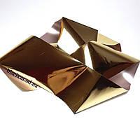 Фольга для дизайна ногтей, фольга для литья золото