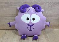 Мягкая игрушка - подушка Смешарики Бараш ручная работа