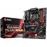 Материнская плата MSI B450 GAMING PLUS MAX, фото 1