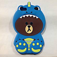 Чехол iPhone 6 Plus Gummy Bear