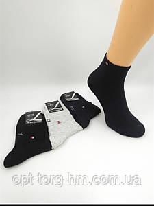 """Мужские спортивные  носки Томми """"3 цвета"""" 29-31 (43-46 обувь)"""