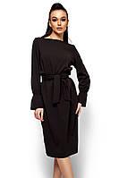 S, M, L, XL / Класичне вільне чорне плаття