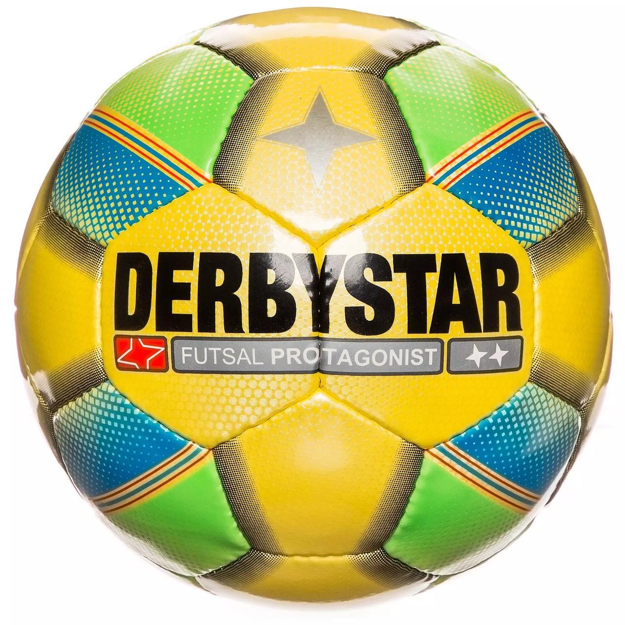 Футзальный мяч Derbystar Futsal Protagonist - Оригинал
