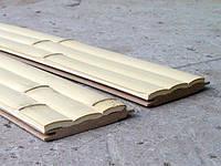 Сайдинг из бамбука, 2480х90х15 мм
