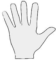 Перчатки для шугаринга