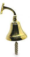 Колокол рында бронзовый (d-15.5,h-14(колокол) см)