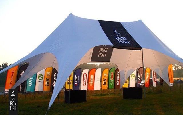 двухкупольная палатка