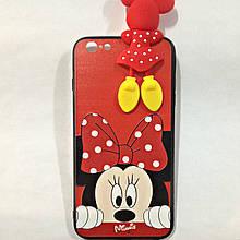 Чехол iPhone 6 Plus Gummy Minnie