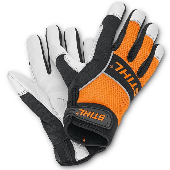 Перчатки Stihl Advance Ergo MS, размер L/10 (00886110710)