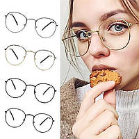 Іміджеві овальні окуляри