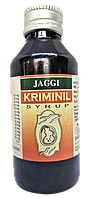 Жади Криминил сироп, удаление паразитов, Jaggy Kriminil syrup (100ml)