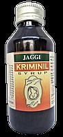 Жагги, Жади Криминил сироп, Jaggy Kriminil syrup (100ml) - препарат антипаразитарный
