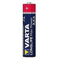 Батарейка Varta Longlife Max Power AAA LR03 Alkaline, Blue